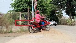 Quảng Ngãi: Tử thần tai nạn giao thông rập rình vì tường rào xây sai phép, huyện hẹn sang năm giải quyết?