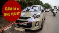 Hà Nội: Hàng loạt ô tô bất ngờ bị dán kín giấy, phủ đầy keo sau 1 đêm