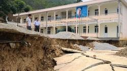 Thanh Hóa: 140 học sinh phải đi học nhờ vì trường bị sạt lở, có nguy cơ mất an toàn cao
