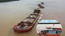 Video: Tàu hút cát ở Nam Định đua nhau tàn phá bãi biển và rừng phòng hộ?