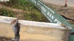 Sập cổng trường đè chết 3 học sinh: Lộ kinh phí xây dựng trụ cổng không cốt thép