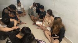 TP.HCM: Phát hiện 12 dân chơi thác loạn tiệc ma túy cuối năm ở chung cư Topaz Elite