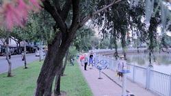 Lặng ngắm một Sài Gòn rất khác, không ồn ã trong sáng đầu năm mới