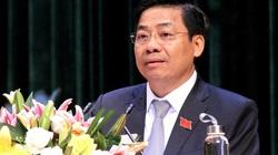 Bí thư Tỉnh ủy Dương Văn Thái được phê chuẩn miễn nhiệm Chủ tịch tỉnh