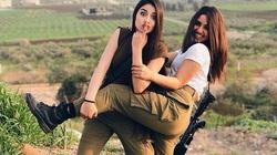 Nữ binh sĩ Israel quá xinh đẹp có làm ảnh hưởng đến nam giới?