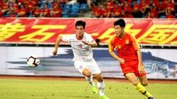 Sợ thua Việt Nam, bóng đá Trung Quốc làm điều chưa từng có