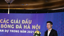 """Con trai bầu Hiển có """"đánh bóng"""" được hình ảnh của Hà Nội FC?"""