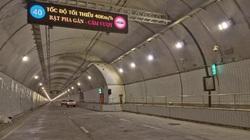 Đưa hầm Hải Vân 2 và 3 công trình giao thông vào khai thác trước Tết