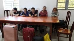 Bắt giữ nhóm đưa người trái phép sang Campuchia làm việc với giá 100 nghìn đồng/ người