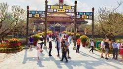 TT- Huế kéo dài thời gian giảm 50% phí tham quan di tích để thu hút du khách