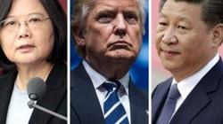 Căng thẳng Trung Quốc - Đài Loan leo thang vì Trump?