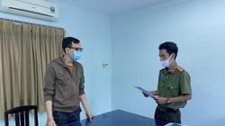 Tống đạt quyết định khởi tố bị can nam tiếp viên Vietnam Airlines làm lây lan dịch Covid-19