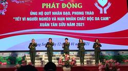 Lạng Sơn: Kêu gọi được 2,4 tỷ đồng ủng hộ Tết vì người nghèo và nạn nhân chất độc da cam