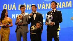 Văn Quyết nói gì khi giành Quả bóng vàng Việt Nam 2020?