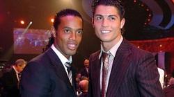 Tiết lộ: Barcelona từ chối chiêu mộ Ronaldo vì Ronaldinho