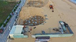 Để doanh nghiệp xây công trình không phép trên bãi biển Quy Nhơn, trách nhiệm thuộc về ai?
