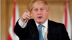 Trung Quốc nổi giận với tuyên bố của Thủ tướng Johnson