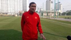 """HLV Mai Đức Chung: """"Cầu thủ lên tuyển còn chưa biết di chuyển"""""""