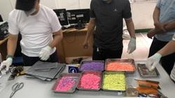 TP.HCM: Phát hiện hơn 31kg ma túy gửi qua đường bưu chính, chuyển phát nhanh