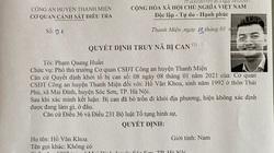 Truy nã nghi phạm nổ súng vào ô tô của Dương Minh Tuyền