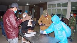 Thừa Thiên Huế: Cách ly 67 công dân về từ Lào trong đêm khuya