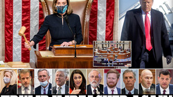 Hạ viện Mỹ luận tội ông Trump