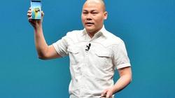 """Điện thoại Bphone này của CEO Nguyễn Tử Quảng """"nâng tầm khủng"""""""