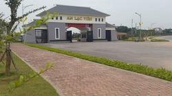Thái Nguyên: Doanh nghiệp đề xuất khảo sát dự án công viên tâm linh tại huyện Phú Bình