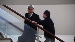 Vì sao đại diện VKS lại đề nghị hoãn phiên tòa xử cựu Bộ trưởng Vũ Huy Hoàng?