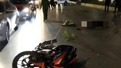 Đi xe máy va chạm với người đi bộ khiến 2 người tử vong ở Hà Nội, nam thanh niên bị tạm giữ