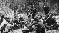 Ảnh chụp sinh hoạt của người Việt hơn 100 năm trước