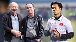 Vì HLV Kiatisak, bầu Đức làm trái ý HLV Park Hang-seo