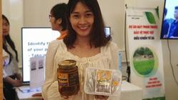 Hot girl 9X An Giang bán thứ mắm lạ làm từ đặc sản cá mè vinh bắt trên sông, ăn đậm vị miền Tây