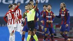 """Messi chỉ bị """"giơ cao, đánh khẽ"""", Barca vẫn quyết kháng án"""