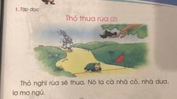 Hội đồng thẩm định và tác giả tiếp thu, điều chỉnh nội dung chưa phù hợp trong SGK Tiếng Việt lớp 1