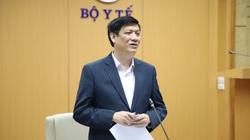 Bộ trưởng Bộ Y tế: Phát động toàn dân phát hiện người nhập cảnh trái phép, phòng Covid-19
