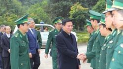 Bí thư Thanh Hoá yêu cầu tăng cường ngăn chặn nhập cảnh trái phép trên tuyến biên giới Quan Sơn