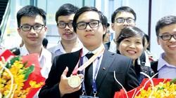 Chàng trai vàng Hóa học tham dự Đại hội Đảng là ai?