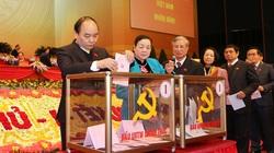 Bầu nhân sự tại Đại hội XIII: Sử dụng phần mềm kiểm phiếu do Quân ủy Trung ương cung cấp