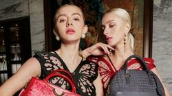 """Sau Fendi, Gucci, nhà thiết kế Francesco Turchi kiến tạo """"Ánh sáng Viễn Đông"""" cho Giovanni"""