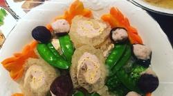 Mẹo nấu canh bóng cuộn giò sống đẹp như tranh, nước trong veo, ngọt lừ