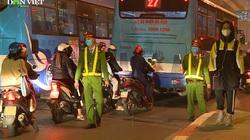 Hà Nội: Các tổ công tác 141 làm việc xuyên đêm để đảm bảo ANTT, ATGT cho Đại hội Đảng toàn quốc lần thứ XIII