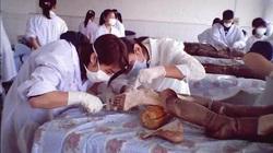 """Khai quật mộ cổ Trung Quốc: Tử thi đột ngột """"biến dạng"""", nhà khảo cổ khiếp sợ"""