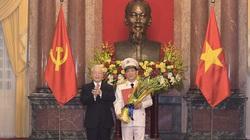 Tổng Bí thư, Chủ tịch nước thăng cấp hàm Thượng tướng cho Thứ trưởng Bộ Công an Nguyễn Văn Sơn