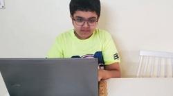 Cậu bé 11 tuổi thiết kế 13 ứng dụng di động, hoàn thành 100 chứng chỉ