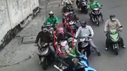 Truy xét băng nhóm táo tợn dàn cảnh móc túi người phụ nữ