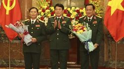 Thêm 2 Thứ trưởng Bộ Quốc phòng được thăng quân hàm, Quân đội có bao nhiêu Thượng tướng đương nhiệm?