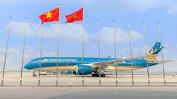 Chuyến bay đặc biệt của Vietnam Airlines phục vụ Đại hội Đảng XIII