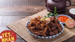 5 món thịt khô nhâm nhi hấp dẫn cho cả gia đình ngày Tết