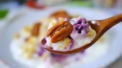 Món ăn giảm cân tuyệt vời chỉ bằng 1 củ khoai lang tím
